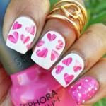 trendy easy nail art designs 2016