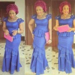 Ankara & Lace latest fashion for ladies 2016