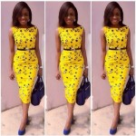 Ankara Styles For Ladies in Nigeria 2016