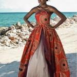 african prints designs dresses 2016