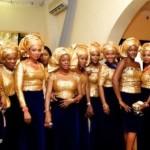 gorgeous nigerian bridesmaid dresses 2016 trends