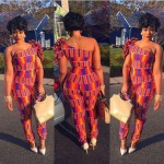 simple ankara jumpsuit styles 2017