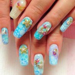 lovely nail art designs 2016