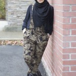 Casual Hijab fashion for women 2016