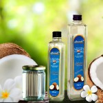 how much coconut oil is good for your body?