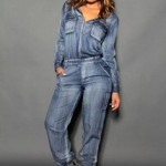 denim Jumpsuits for Women 2016 2017