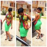 Latest Ankara Style short Gown for 2016