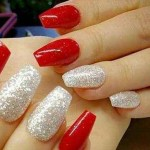 beautiful nail art for  2016 style