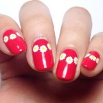cute nail art design for summer 2016
