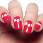cute nail art design for summer 2016