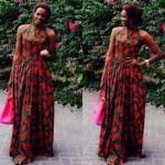 modern african maxi dresses 2016 2017