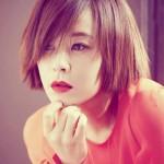 Korean easy short  hairstyles for 2016