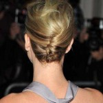 French Twist Updo for Short Hair 2016