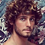 hairstyles for curly hair for mens 2016 2017