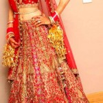 red dulhan dresses 2016 2017 new