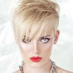 Spiky Hairstyles for Women 2016 2017