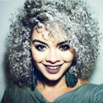 gorgeous silver hair styles for 2016