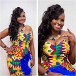 kente styles for pretty ladies 2016 2017