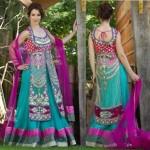 trend of Pakistani Dulhan Dresses 2016