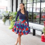 ankara designs for skirts 2016