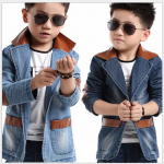 trendy fashion baby boys jackets 2016 2017