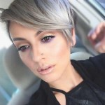 hairstyles for gray hair 2016 style