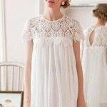 white lace dresses for summer 2016 2017