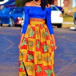 lovely long ankara skirts 2016