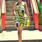 trendy kitenge dresses designs 2016