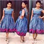 ankara short dresses 2016 cute