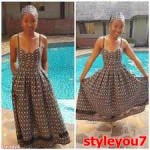 TRENDY SHWESHWE DRESSES 2016