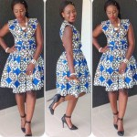 Latest ankara short dresses 2016 2017