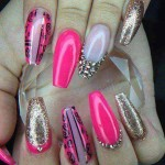 ~ ~ latest nail art design ideas 2016  ~ ~