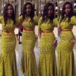 ankara lace styles & colours 2016