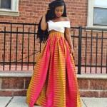 ~ ~ ~ ankara maxi skirts for 2016 ~ ~ ~