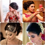 ~ ~ indian wedding hairstyles for brides 2016 ~ ~