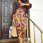 latest trends  Ankara jumpsuit 2016 2017