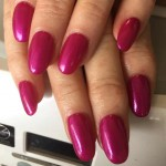 awesome round nail designs 2016