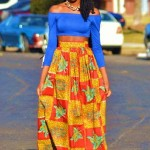 ~  ~ trends skirts ankara for women ~  ~2016 2017
