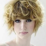 top short shaggy hairstyles for 2016 2017