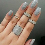 fashionable nail art designs for summer 2016