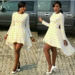 ankara short gown styles trends