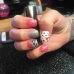 summer acrylic nail designs Ideas 2016