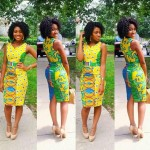 ankara dress designs for weddings 2016