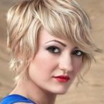 2017 Short hairstyles for square faces
