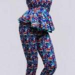 ankara trouser  for ladies 2016 2017