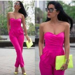 awesome pink outfit for women 2016