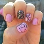 fall acrylic nail art designs 2016