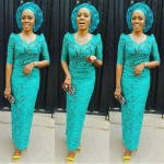 aso ebi styles with cord lace 2016 2017
