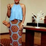 ghanaian fashion dresses prints 2016